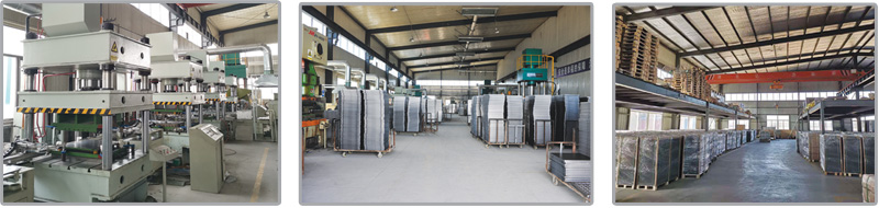 Hebei Kehua Prevent Static Floor Making