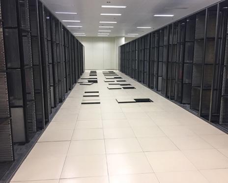 Beijing certain military data center