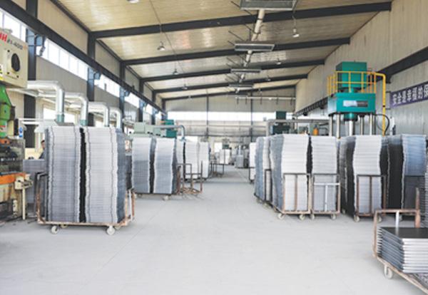 Hebei Kehua Prevent Static Floor Making Factory