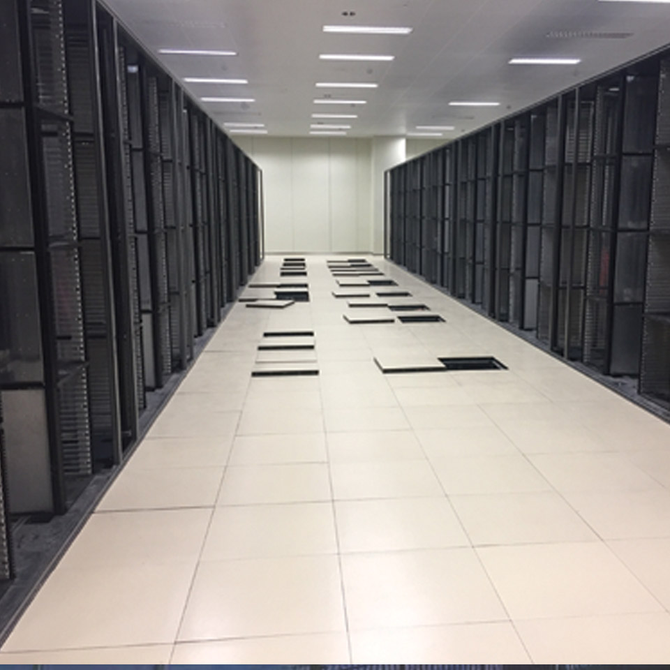Beijing certain military data center