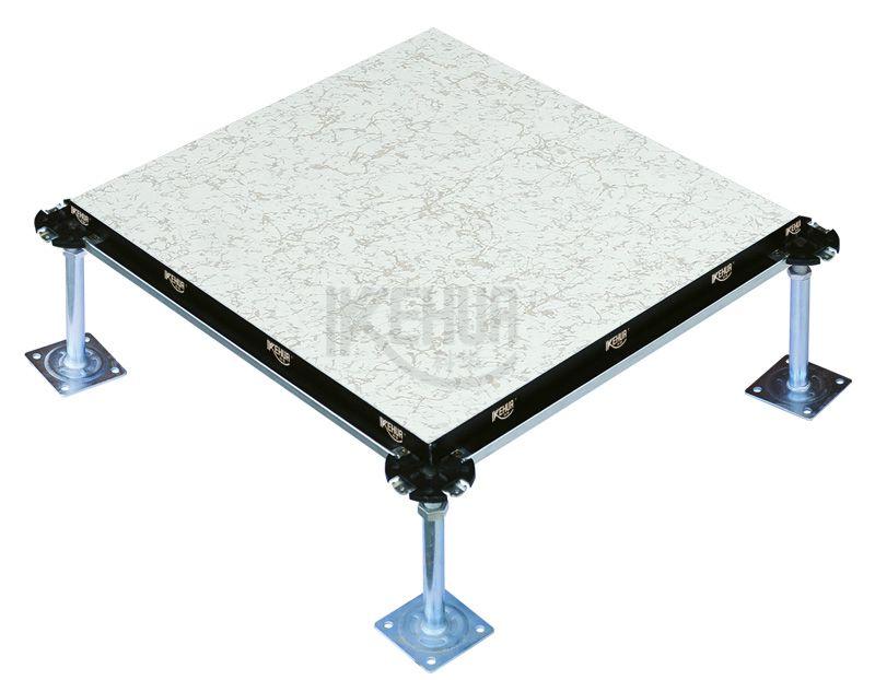 Calcium sulphate raised access floor (HDW)