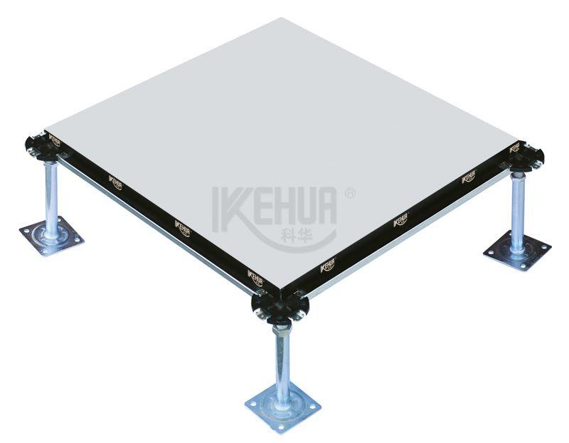 Calcium sulphate raised access floor with Ceramic tile (HDWc)