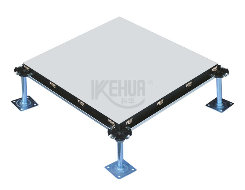 Wood core raised access floor panel with ceramic tile (HDMC)